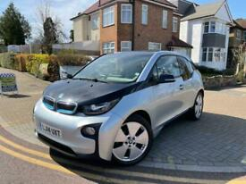 image for BMW i3 Auto 5dr Range Extender Hatchback Hybrid – Petrol/Electric Automatic
