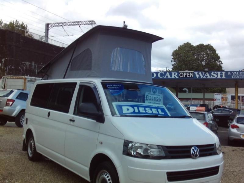 Volkswagen Camper T32 Long wheelbase 4 berth motorhome