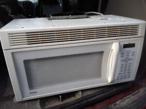 """Oldie but a Goldie ! , Kenmore 30"""" Over The Range Microwave"""