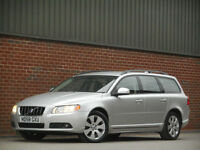 2008 (58) Volvo V70 2.4 D5 ( 185ps ) AWD SE Manual