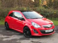 Vauxhall Corsa 1.2 i 16v Limited Edition 3dr (a/c) PETROL MANUAL 2013/63