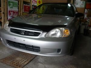Honda civic DX 1999