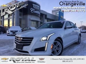 2015 Cadillac CTS Performance 3.6L  AWD * NAVIGATION * ULTRAVIEW