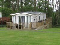 BK Senator 38ft by 12ft 2 Bedroom 2008 Sited on Causey Hill Holiday Park Hexham