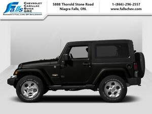 2015 Jeep Wrangler Sport  - Cruise Control -  Removable Top