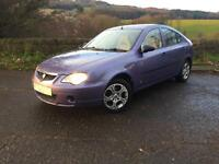 PROTON GEN-2 1.6 GLS 5 DOOR HATCH PURPLE 2005