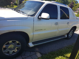 2004 Cadillac Escalade EXT Pickup Truck PEARL WHITE