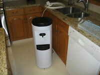 PRICE REDUCED - CONTINOUS FILTERED WATER COOLER