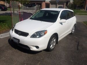 2008 Toyota Matrix XR Wagon Certified Excellent Condition