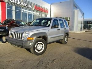 Jeep Liberty 4dr Sport 4WD 2005