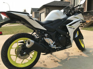 New - 2018 - Yamaha YZF-R3 ABS - 849km! - 3mo old! - Moving!