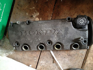 used honda civic D16Y8/7 valve cover