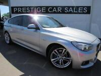 2012 BMW 5 Series 3.0 530d M Sport GT 5dr Diesel silver Automatic