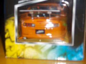 Die Cast Fast & Furious Brian's Toyota Supra Kitchener / Waterloo Kitchener Area image 3