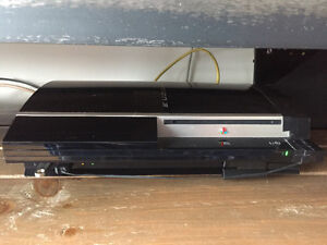 Ps3 fat 500gigs