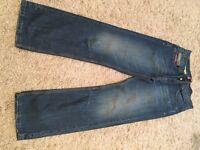 Men's superdry jeans