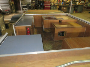 USED TENT TRAILER PARTS