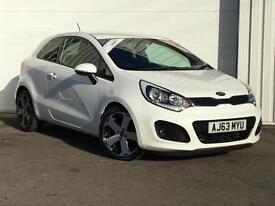 2014 Kia Rio 1.4 3 Manual Hatchback