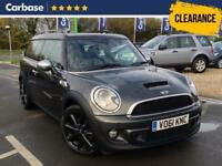 2011 MINI COOPER SD CLUBMAN 2.0 TD Cooper SD Chili 4dr