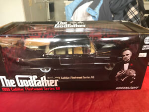 Cadillac 1955 Fleetwood The Godfather film diecast 1/18 die cast