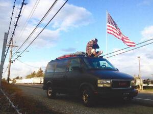 1998 GMC Safari Van