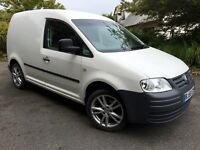 VW Caddy 1.9 SDI 69ps **NO VAT, Low milage only 74k and very clean**