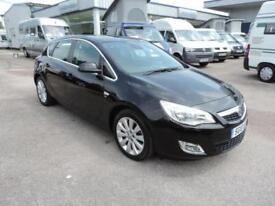 Vauxhall Astra Elite 5dr PETROL MANUAL 2010/10