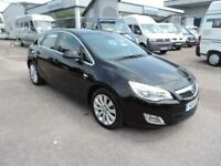 Vauxhall Astra Elite 5dr PETROL MANUAL 2010/10