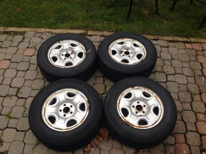 235/65R16 BFGoodrich Winter Tires