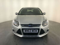 2014 FORD FOCUS TITANIUM NAVIGATOR TURBO SERVICE HISTORY FINANCE PX WELCOME