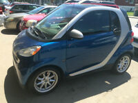 2008 Smart Fortwo Coupé (2 portes)**TOIT PANORAMIQUE**