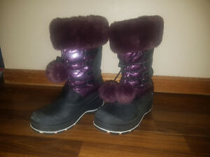 Girls George Brand winter boots size 6