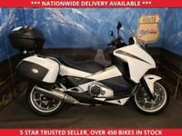 HONDA INTEGRA INTEGRA 700 SCOOTER DCT ABS FULL LUGGAGE 2013 13