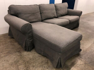 Ektorp SECTIONAL  -  Delivery