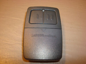 LIFTMASTER garage door REMOTE