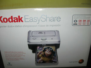 Kodak Easyshare Printer Dock CX DX LX In the Box