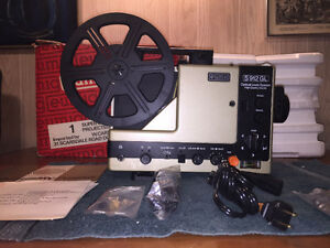 EUMIG S912 GL Super8 projector with sound