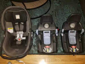 c1a2e846ed21 Selling as set not separate. Peg - perego infant car seat for sale.
