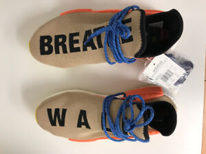 37d2c059423e NEW - Adidas PW Human Race TR Pale Nude - Size 10.5
