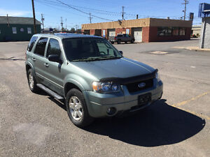 2006 Ford Escape Limited V6