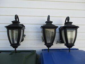 Lumières décoratives extérieures