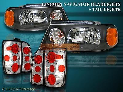 Lincoln  Taillights      4  Page (S )