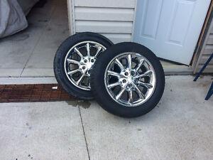 Chrysler Concorde tires + rims