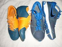Adidas Astraturf size 7 and and Nike trainers size 7.5