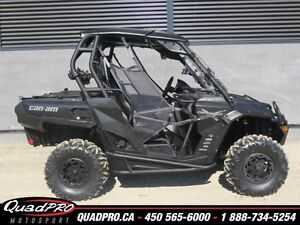 2013 Can-Am COMMANDER 1000 X EDITION CARBONE 61,42$/SEMAINE