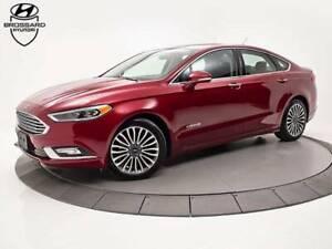 2018 Ford Fusion Hybrid TITANIUM CUIR TOIT NAV