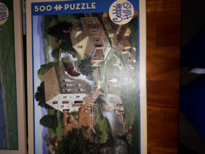 Cobble hills Jigsaw Puzzles