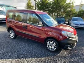 image for Fiat doblo pop wheel chair Accessible car accessible car 4 seater