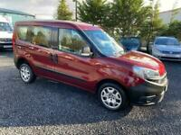 Fiat doblo pop wheel chair Accessible car accessible car 4 seater