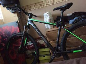 Men's cube bike
